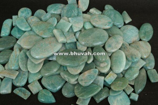 Amazonite Stone Gemstone Cabochon Price Per Kilogram