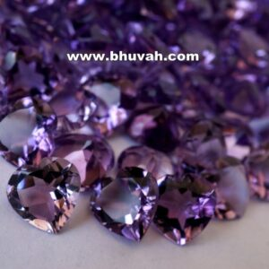 Amethyst Heart Shape 8mm Stone Gemstone Price Per Carat