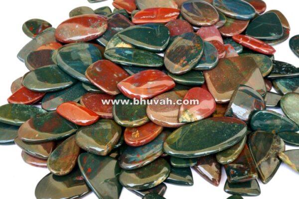 Bloodstone Gemstone Cabochon Price Per Kilogram