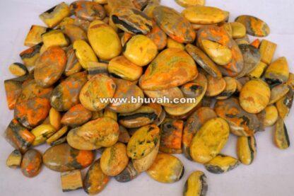 Bumblebee Jasper Stone Gemstone Cabochon Price Per Kilo