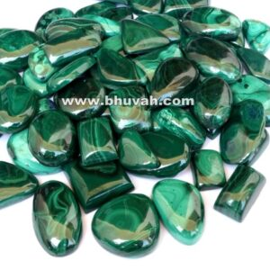 Malachite Stone Gemstone Cabochon Price Per Kilogram