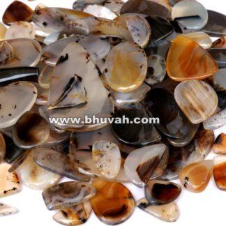 Montana Agate Stone Gemstone Cabochon Price Per Kilo