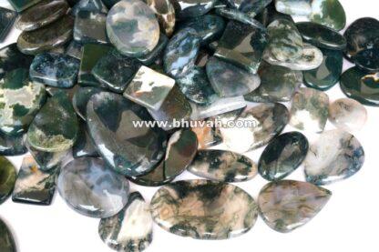 Moss Agate Stone Gemstone Price Per Kilo