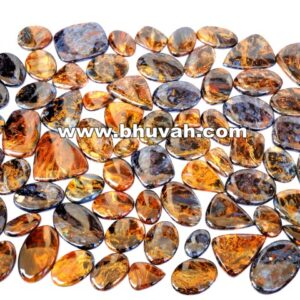 Pietersite Natural Stone Gemstone Cabochon Price Per Kg