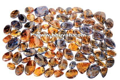 Pietersite Natural Stone Gemstone Cabochon Price Per Kg