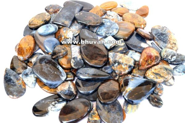 Pietersite Stone Gemstone Cabochon Price Per Kilo