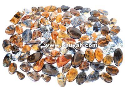Pietersite Stone Gemstone Cabochon Price Per Kilogram