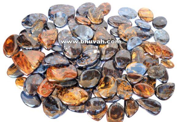 Pietersite Stone Gemstone Cabochon Top Quality Price Per Kg