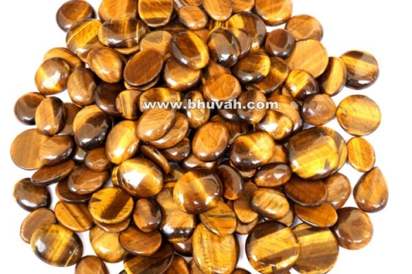 Tiger Eye Stone Gemstone Cabochon Price Per Kilo